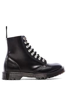 Dr. Martens Assange Lace Boot Hardwear in Black