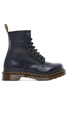 Dr. Martens 1460 W 8-Eye Boot in Navy