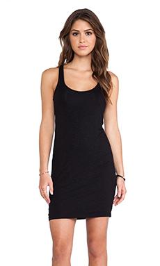 dolan Racerback Tank Dress in Black