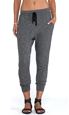 dolan Drop Crotch Easy Pant in Stone