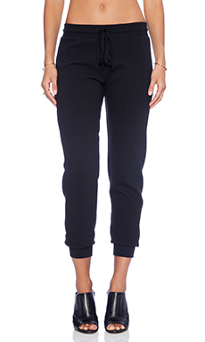 dolan Sweatpant in Black