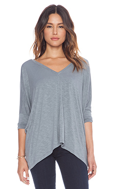 dolan Oversized Boxy Tee in Carrera