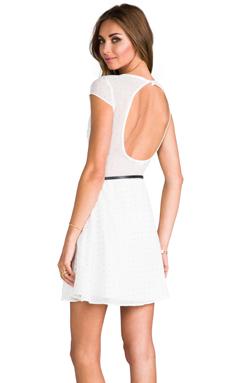 DV by Dolce Vita Lia Crystal Dress in White