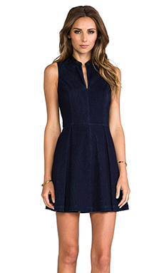 Dolce Vita Ashelle Dress in Navy