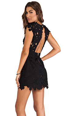 Dolce Vita Jayleen Dress in Black