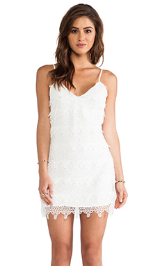 Dolce Vita Byzantine Dress in White