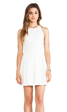 DV by Dolce Vita Alda Dress in Cream