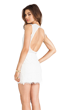 DV by Dolce Vita Ligeia Dress in White