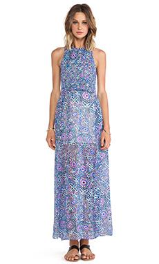 DV by Dolce Vita Katya Dress in Blue Multi