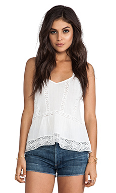 Dolce Vita Matrika Top in White