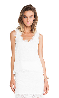DV by Dolce Vita Fionsa Tank in White