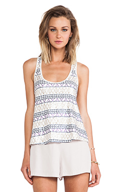 DV by Dolce Vita Thao Tank in White