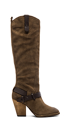 Dolce Vita Hawthorne Boot in Dark Taupe