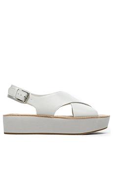 DV by Dolce Vita Ziggie Sandal in White