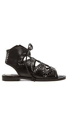 Dolce Vita Deklon Sandal in Black
