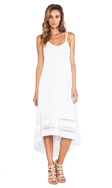 d.RA Cindy Dress in White
