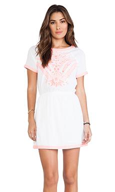 d.RA Midori Dress in White