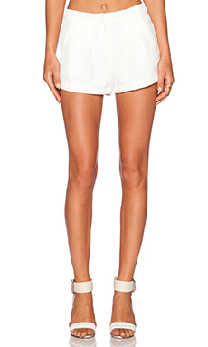 d.RA Prior Shorts in White