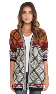 d.RA Cassie Sweater in Multi