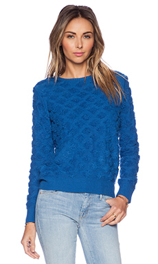 d.RA Melik Sweater in Cobalt