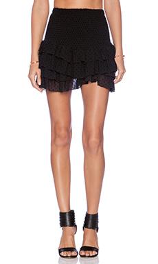 d.RA Lei Skirt in Black