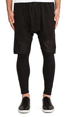 Drifter Surge Legging in Black