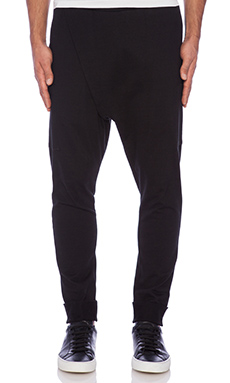 Drifter Kobold Sweatpant in Black