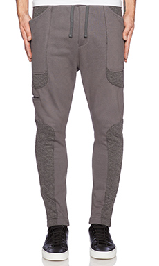 Drifter Wayne Sweatpants in Grey