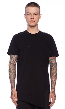Drifter Nefarious Tee in Black