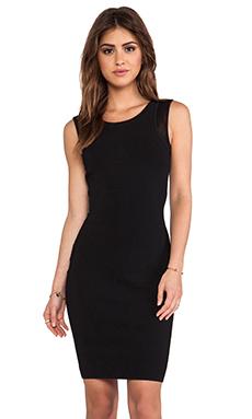Diane von Furstenberg Moscow Dress in Black