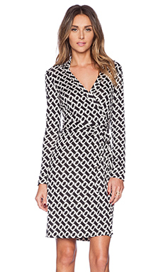 Diane von Furstenberg Jeanne Two Dress in Chain Link