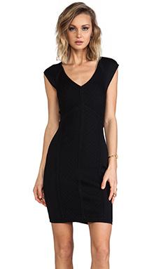 Diane von Furstenberg Cressida Dress in Black