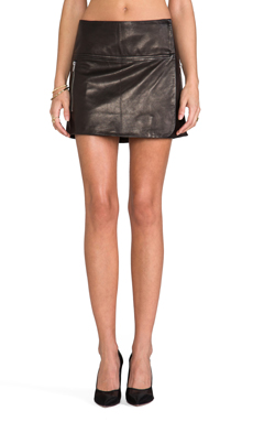 Diane von Furstenberg Liam Skirt in Black