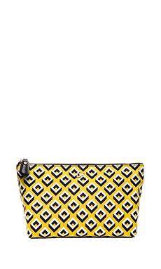 Diane von Furstenberg Heritage Print Cosmetic Bag in Multi