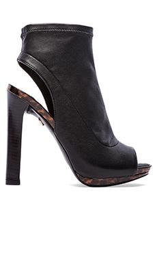Diane von Furstenberg Amara Bootie in Black