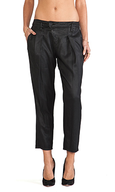 DWP Drew Crop Pant in Luca Black