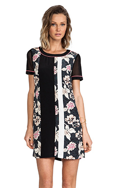 Elizabeth and James Montana Dress in Black