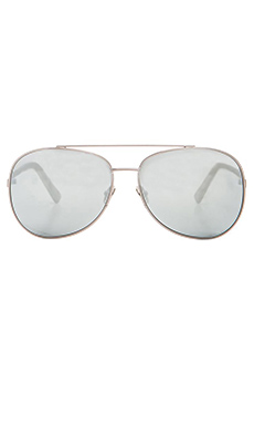 Elizabeth and James Southport Sunglasses in Brush Gunmetal