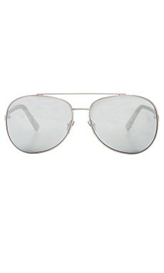 Elizabeth and James Southport Sunglasses in Brush Gunmetal
