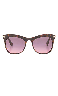 Elizabeth and James Fairfax Sunglasses in Tortoise