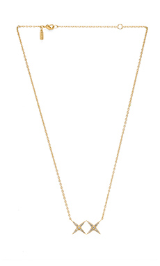 Elizabeth and James Vida Necklace in Yellow Gold