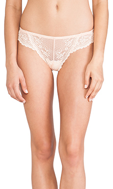 eberjey Colette Thong in Shell
