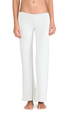 eberjey Sadie Cinched Pant in Mint Tint
