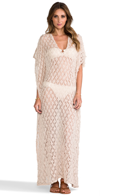 eberjey Joia Cover-Up in Jute