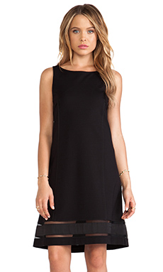 ERIN erin fetherston Laurel Dress in Black