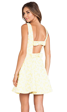 ERIN erin fetherston Veronica Dress in Lemonade