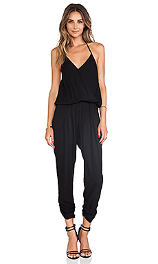 Eight Sixty Jumpsuit in Black