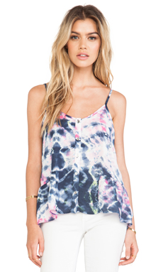 Eight Sixty Jerry Garcia Tank in Navy & Multi