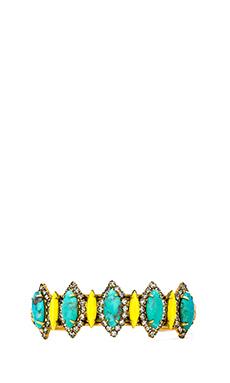 Elizabeth Cole Clarke Bracelet in Turquoise