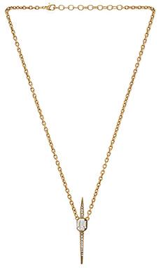 Elizabeth Cole Smythe Necklace in Gold